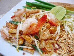 โรงเรียนสอนทำผัดไทย