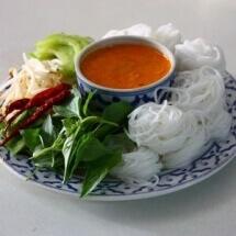 สอนทำขนมจีนน้ำยารสเด็ด