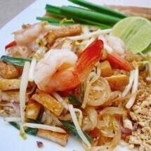 สอนทำผัดไทยสูตรเด็ด